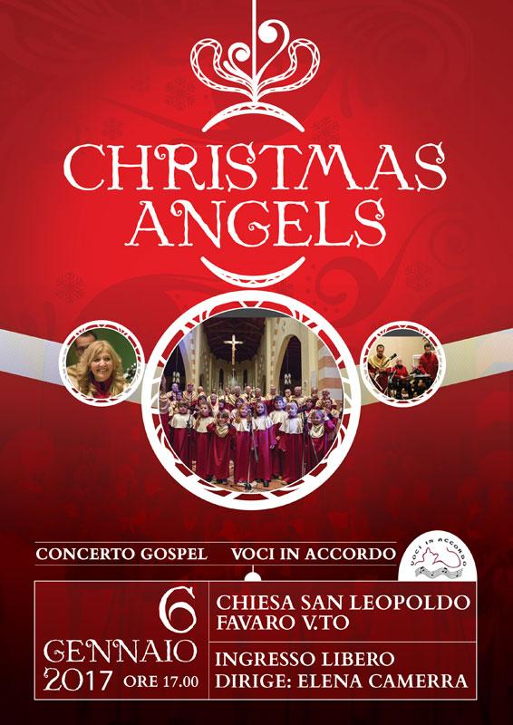 CHRISTMAS ANGELS Favaro