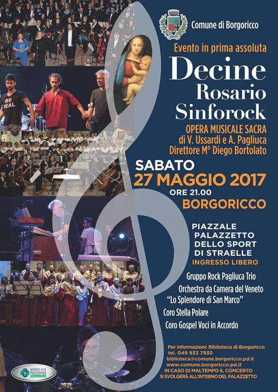 DECINE ROSARIO SINFOROCK Borgoricco