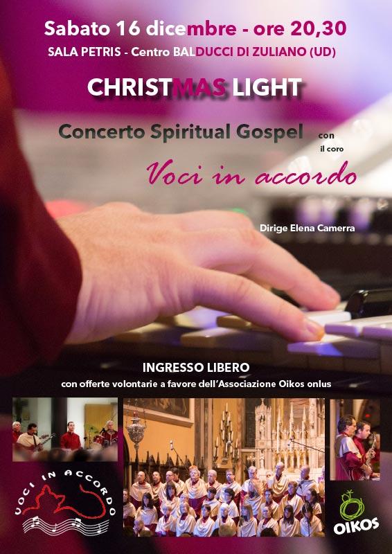 CHRISTMAS LIGHT Zuliano